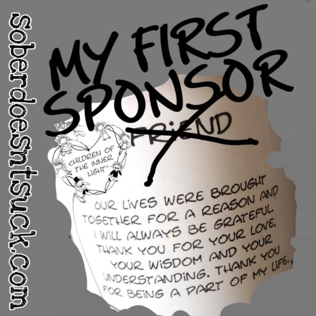 My First Sponsor